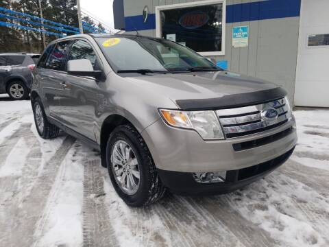 2008 Ford Edge for sale at Bizzarro`s Fleetwing Auto Sales in Erie PA