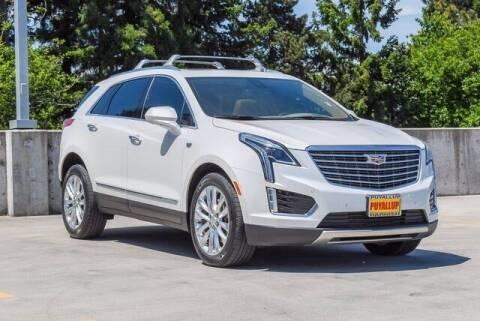 2017 Cadillac XT5 for sale at Washington Auto Credit in Puyallup WA