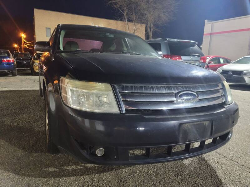2008 Ford Taurus for sale at Kingz Auto Sales in Avenel NJ
