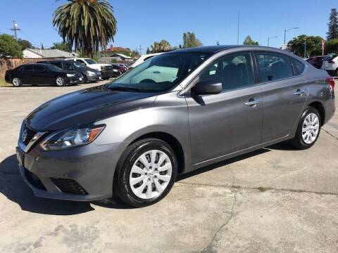 2018 Nissan Sentra for sale at MISSION AUTOS in Hayward CA