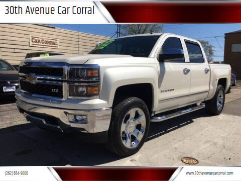 2014 Chevrolet Silverado 1500 for sale at 30th Avenue Car Corral in Kenosha WI