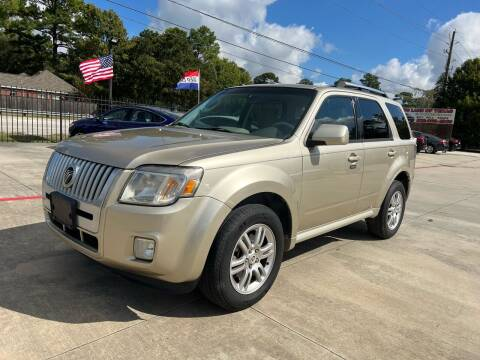 2011 Mercury Mariner for sale at Auto Land Of Texas in Cypress TX