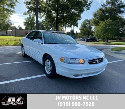 2000 Buick Regal for sale at JV Motors NC LLC in Raleigh NC