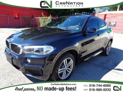 2018 BMW X6 for sale at CarNation AUTOBUYERS Inc. in Rockville Centre NY