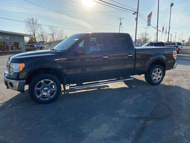 2013 Ford F-150 for sale at Bruce Kunesh Auto Sales Inc in Defiance OH