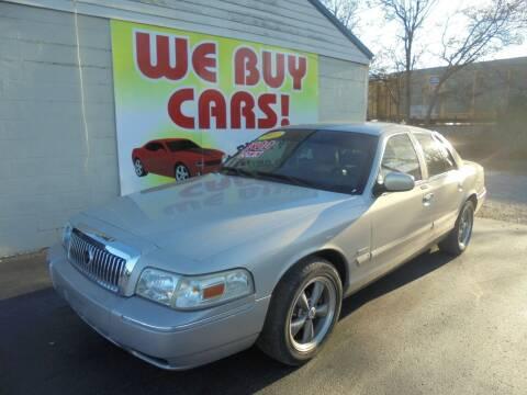 2011 Mercury Grand Marquis for sale at Right Price Auto Sales in Murfreesboro TN