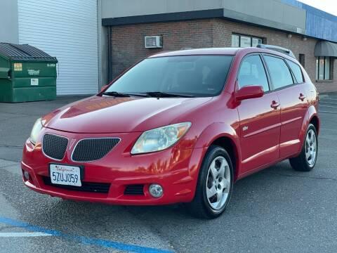 2005 Pontiac Vibe for sale at California Auto Deals in Sacramento CA