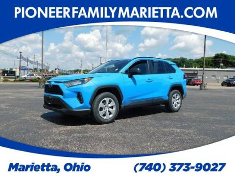2019 Toyota RAV4 for sale at Pioneer Family preowned autos in Williamstown WV