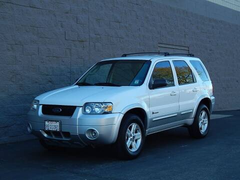 2006 Ford Escape Hybrid for sale at Gilroy Motorsports in Gilroy CA