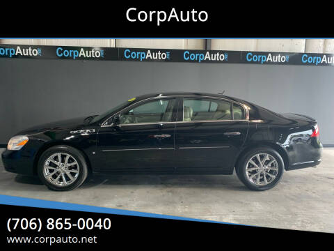 2006 Buick Lucerne for sale at CorpAuto in Cleveland GA