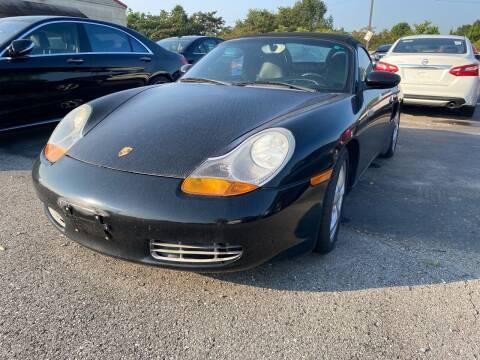 2001 Porsche Boxster for sale at Tennessee Auto Brokers LLC in Murfreesboro TN