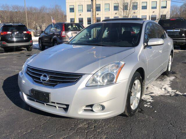 2012 Nissan Altima for sale at All Star Auto  Cycle in Marlborough MA