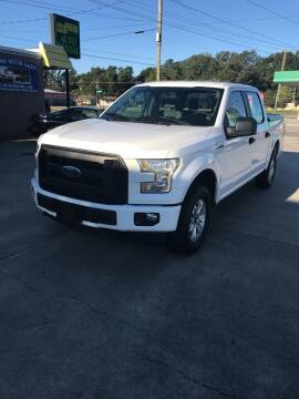 2017 Ford F-150 for sale at Safeway Motors Sales in Laurinburg NC