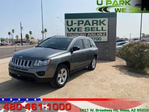 2012 Jeep Compass for sale at UPARK WE SELL AZ in Mesa AZ