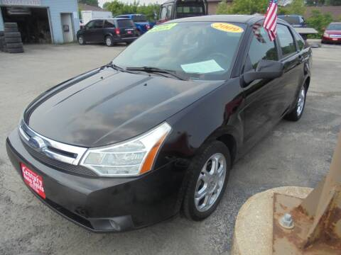 2009 Ford Focus for sale at Century Auto Sales LLC in Appleton WI