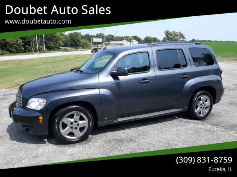 2010 Chevrolet HHR for sale at Doubet Auto Sales in Eureka IL