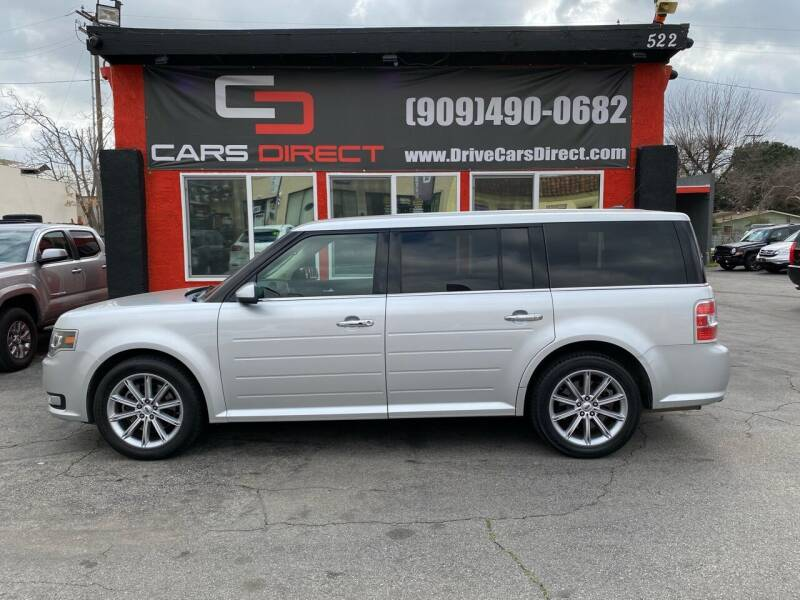 2014 Ford Flex for sale at Cars Direct in Ontario CA