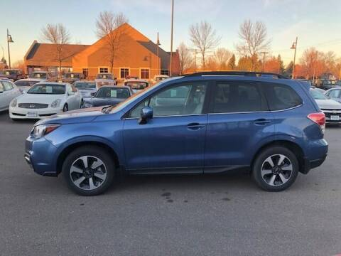2018 Subaru Forester for sale at ROSSTEN AUTO SALES in Grand Forks ND