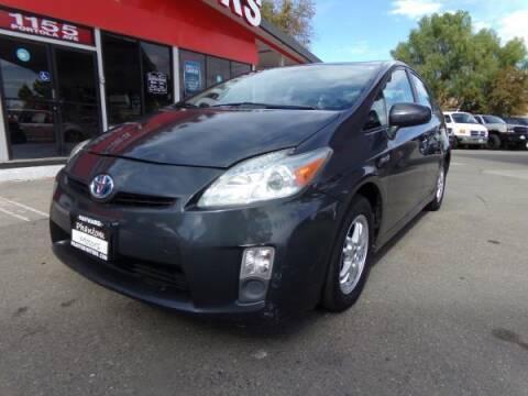 2010 Toyota Prius for sale at Phantom Motors in Livermore CA