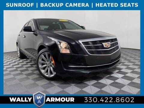 2017 Cadillac ATS for sale at Wally Armour Chrysler Dodge Jeep Ram in Alliance OH