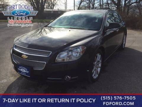 2011 Chevrolet Malibu for sale at Fort Dodge Ford Lincoln Toyota in Fort Dodge IA