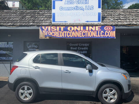 2016 Chevrolet Trax for sale at Auto Credit Connection LLC in Uniontown PA