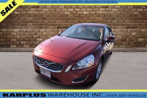 2013 Volvo S60 for sale at Karplus Warehouse in Pacoima CA