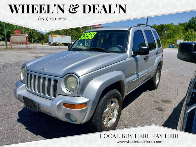 2004 Jeep Liberty for sale at Wheel'n & Deal'n in Lenoir NC