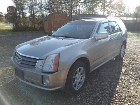 2005 Cadillac SRX for sale at Seneca Motors, Inc. (Seneca PA) in Seneca PA