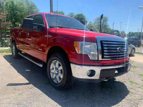 2011 Ford F-150 for sale at Triangle Auto Sales 2 in Omaha NE