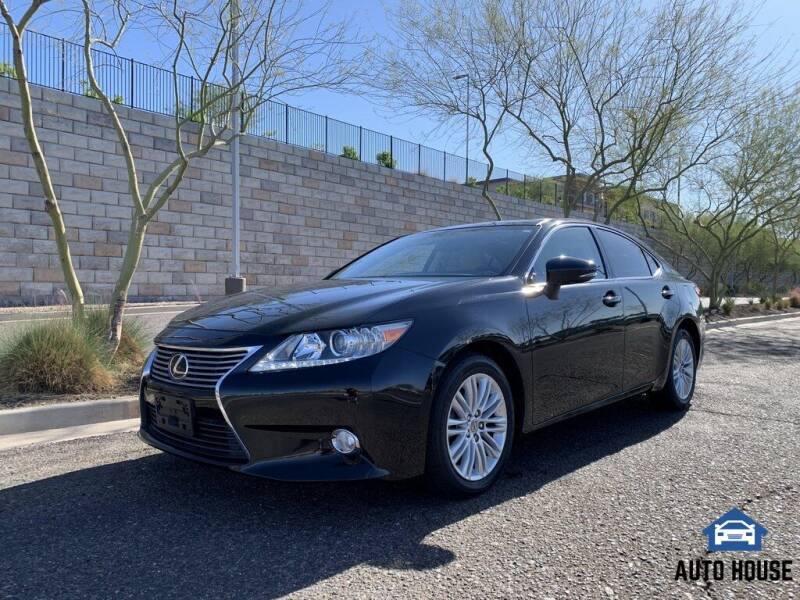 2014 Lexus ES 350 for sale at AUTO HOUSE TEMPE in Tempe AZ