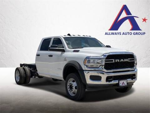 2020 RAM Ram Chassis 4500 for sale at ATASCOSA CHRYSLER DODGE JEEP RAM in Pleasanton TX