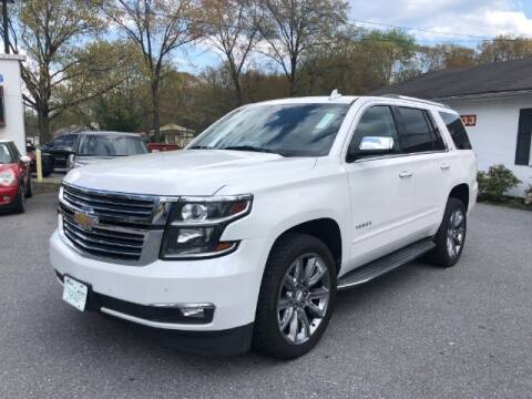 2016 Chevrolet Tahoe for sale at Sports & Imports in Pasadena MD