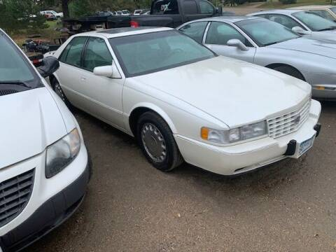 1994 Cadillac Seville for sale at Four Boys Motorsports in Wadena MN