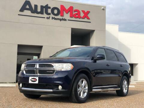 2012 Dodge Durango for sale at AutoMax of Memphis - V Brothers in Memphis TN