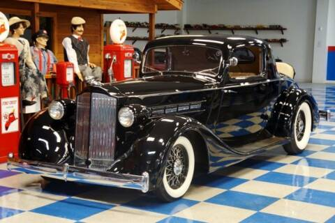 1935 Packard Model 1201 for sale at Haggle Me Classics in Hobart IN