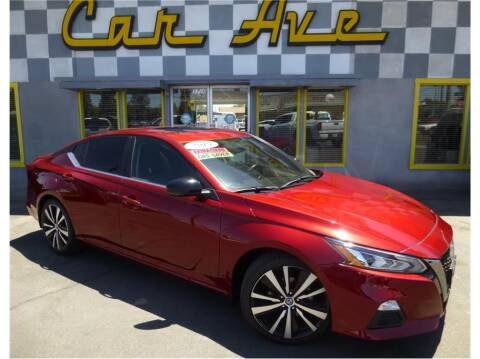2019 Nissan Altima for sale at Car Ave in Fresno CA