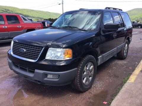 2006 Ford Expedition for sale at Troys Auto Sales in Dornsife PA