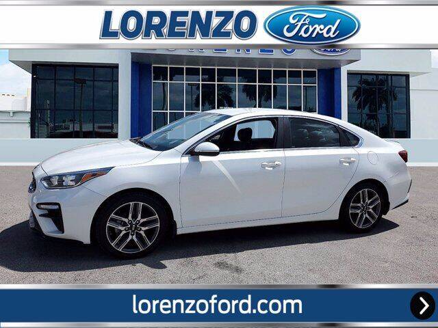 2019 Kia Forte for sale at Lorenzo Ford in Homestead FL