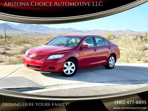 2009 Toyota Camry for sale at Arizona Choice Automotive LLC in Mesa AZ