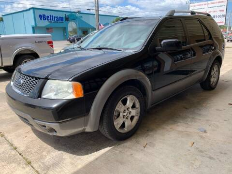 2006 Ford Freestyle for sale at Eastside Auto Brokers LLC in Fort Myers FL
