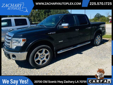 2013 Ford F-150 for sale at Auto Group South in Natchez MS