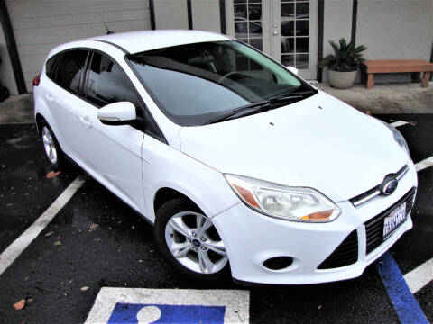 2013 Ford Focus for sale at DriveTime Plaza in Roseville CA