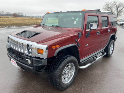 2005 HUMMER H2 for sale at De Anda Auto Sales in South Sioux City NE