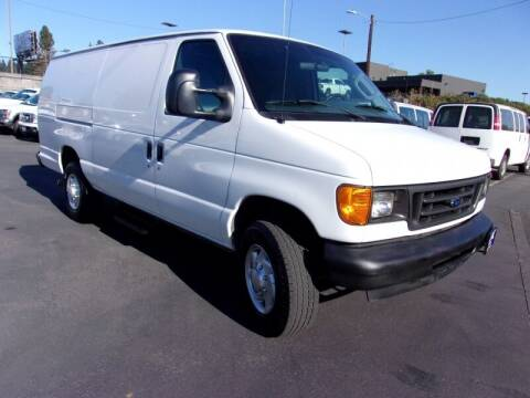 2007 Ford E-Series Cargo for sale at Delta Auto Sales in Milwaukie OR