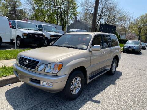 2002 Lexus LX 470 for sale at Northern Automall in Lodi NJ