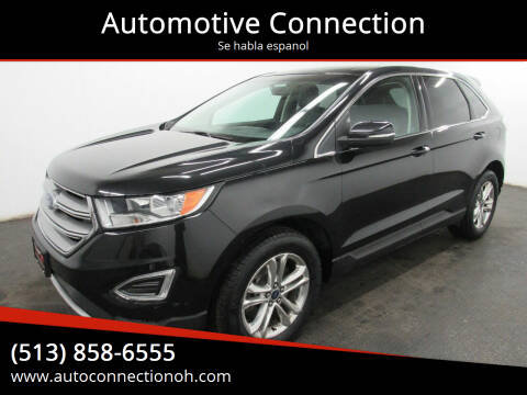2015 Ford Edge for sale at Automotive Connection in Fairfield OH