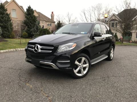 2016 Mercedes-Benz GLE for sale at CLIFTON COLFAX AUTO MALL in Clifton NJ