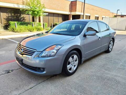 2008 Nissan Altima for sale at DFW Autohaus in Dallas TX