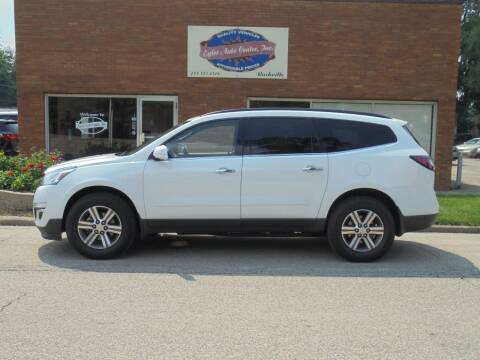 2017 Chevrolet Traverse for sale at Eyler Auto Center Inc. in Rushville IL